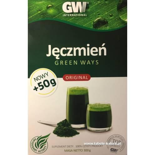 zielony jęczmień apteka