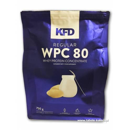 whey 80 kcal