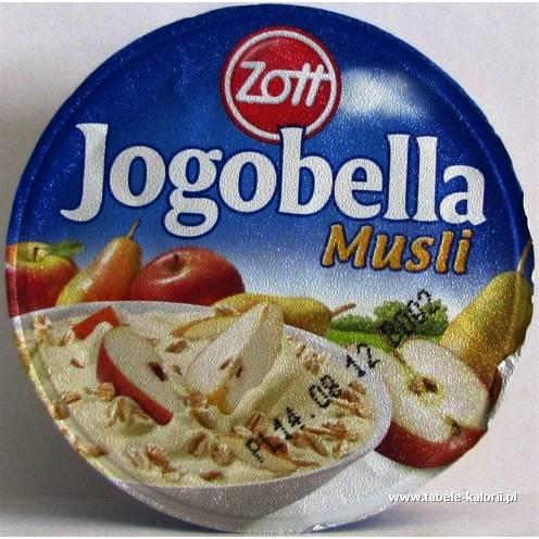 Jogurt Jogobella musli jabłko-gruszka - Jogobella..