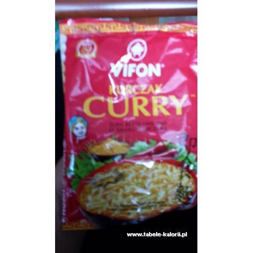 Zupa Kurczak Curry Ostra Vifon Kalorie Wartosci Odzywcze Ile
