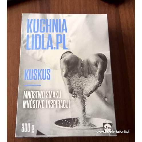 Kasza Kuskus
