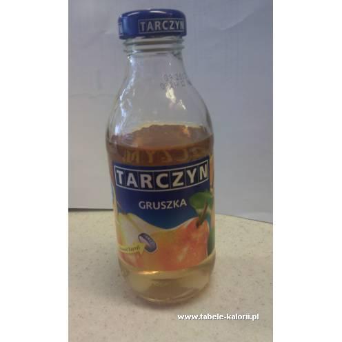 Sok Gruszka - Tarczyn - kalorie, wartości odżywcze, ile..