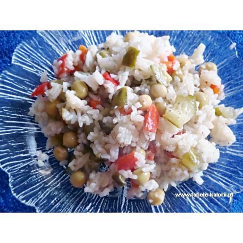 Salatka Orzezwiajaca Przepis Od Ninae Kalorie Wartosci Odzywcze