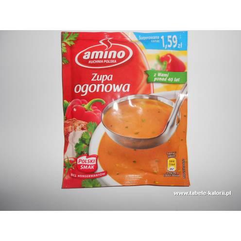 Zupa Ogonowa Amino Kalorie Wartosci Odzywcze Ile Kalorii Kcal