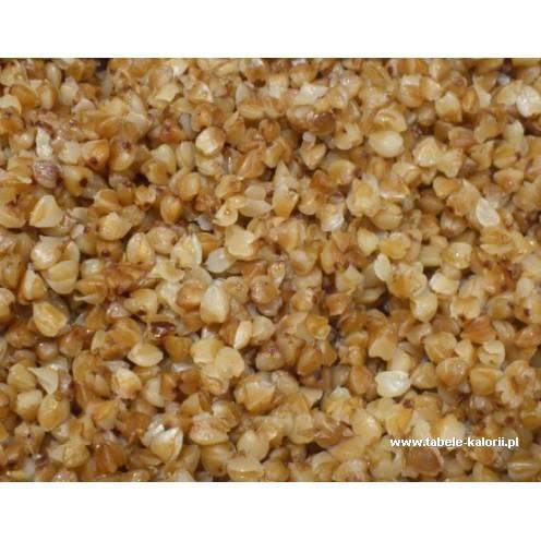 Kasza jaglana (gotowana) - kalorie, wartości odżywcze, ile..